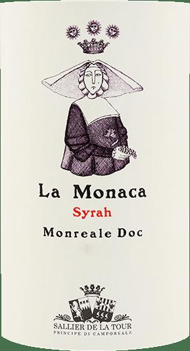 La Monaca Monreale DOC 2016 - Sallier de La Tour von Sallier de La Tour