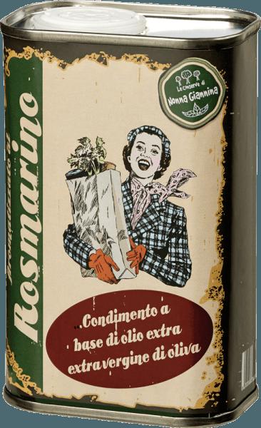 De Olio Extra Vergine di Oliva al Rosmarino van Tenuta Sant'Ilario is een natuurlijke en intense olijfolie van handgeplukte olijven. Deze olijfolie krijgt zijn natuurlijke en intense aroma door het gebruik van verse kruiden. Om niets van de intensiteit van de kruidenaroma's verloren te laten gaan, worden de olijven en de kruiden gelijktijdig in 2 verschillende molens geperst en daarna onmiddellijk vermengd. Aanbeveling voor het gebruik van de Olio Extra Vergine di Oliva al Rosmarino van Tenuta Sant'Ilario Deze olijfolie met rozemarijn is perfect voor het verfijnen en op smaak brengen van vis, vlees en groenten.