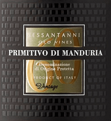 Sessantanni Primitivo di Manduria DOC 2016 - Cantine San Marzano von Cantine San Marzano