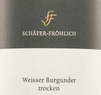 Voorvertoning: Weißburgunder trocken 2019 - Schäfer-Fröhlich