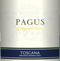 Voorvertoning: Pagus by Poggio al Tesoro Toscana Rosso 2016 - Allegrini