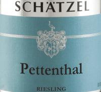 Voorvertoning: Pettenthal Riesling Großes Gewächs 2014 - Weingut Schätzel