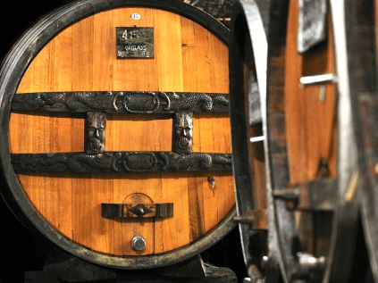 Aging in wood at Trimbach