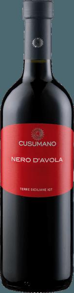 Nero d'Avola Terre Siciliane IGT 2019 - Cusumano von Cusumano