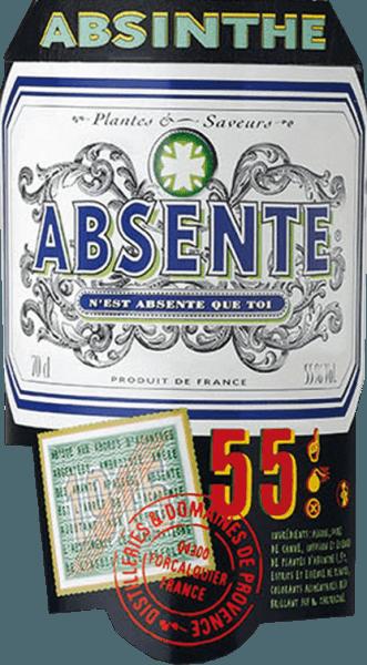 Deze absint wordt beschouwd als een traditioneel merk en geniet internationale cultstatus als de beroemdste van alle absintlikeuren. Bijna 70 jaar lang was deze gedistilleerde drank verboden in zijn Franse thuisland voordat hij werd herontdekt. De Absente van Distilleries et Domaines de Provence bekoort door een frisse en milde smaak van pepermunt en anijs. Met het maximaal toegestane niveau voor likeuren van maximaal 10mg/l thujon, verkwikt deze absint de geest en de zintuigen. Serveeradvies voor deDistilleries et Domaines de Provence Absente Deze absint is een waar genot met water op ijs of in aantrekkelijke cocktails.