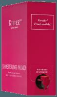 Preview: Schmetterlinge im Bauch Rosé 3,0 l Bag in Box Weinschlauch 2019 - Weingut Kiefer