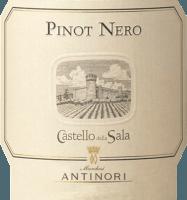 Voorvertoning: Pinot Nero Umbria IGT 2016 - Castello della Sala