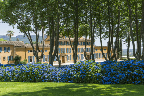 The Château d'Esclans in Provence