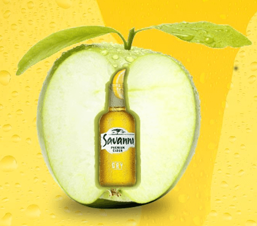 Savanna Cider: Everything begins with an apple
