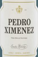 Voorvertoning: Pedro Ximénez Vino Dulce Natural 0,5 l - Emilio Hidalgo