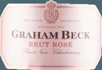 Voorvertoning: Cap Classique Brut Rosé - Graham Beck