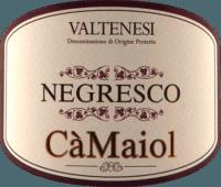 Voorvertoning: Negresco Valtènesi Rosso DOP 2017 - Cà Maiol