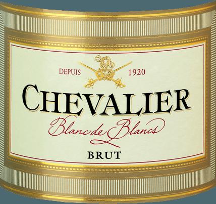De Blanc de Blancs Brut van Chevalier is een aantrekkelijke, ongecompliceerde en lichte Crémant uit het Franse wijnbouwgebied Bourgogne. Deze mousserende wijn wordt gevinifieerd van de druivenrassen Chenin Blanc, Colombard, Jacquère en Ugni Blanc. In het glas schittert deze wijn in een licht goud - met de perlage die in prachtige parelslierten naar de oppervlakte komt. De neus wordt verwend door een expressief en fruitig bouquet. Tonen van sappige perziken en rijpe peren openbaren zich - discreet onderlijnd met florale noten. In de mond presenteert deze Franse Crémant zich met een levendige aanzet. De lichte textuur wordt gedragen door aroma's uit de neus en onderstreept de frisse en elegante persoonlijkheid. Vinificatie van de Chevalier Brut Blanc de Blancs Voor deze Crémant worden alleen de beste basiswijnen van de verschillende Blanc de Blancs-druivenrassen gebruikt. Er wordt altijd voor gezorgd dat de handtekening van Maison Chevalier zo goed mogelijk tot uiting komt. De natuurlijke gisting van deze mousserende wijn vindt plaats in kuipen. Deze wijn wordt vervolgens 3 maanden in de fles gerijpt. Spijsaanbeveling voor de Blanc de Blancs Chevalier Geniet van deze Franse Crémant als een welkom aperitief of bij knapperige zeevruchtensalades of zelfs kalkoenfilet tonnato.