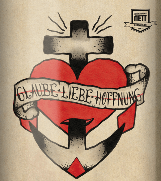 Glaube-Liebe-Hoffnung Riesling 2019 - Bergdolt-Reif & Nett von Bergdolt-Reif & Nett