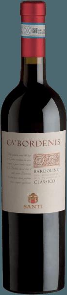 Ca'Bordenis Bardolino Classico DOC 2018 - Santi