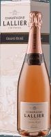 Grand Rosé Grand Cru in Geschenkpackung - Champagne Lallier