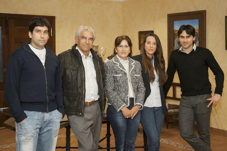 The Escudero family