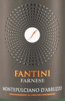 Voorvertoning: Fantini Montepulciano d'Abruzzo DOC 1,5 l Magnum 2019 - Farnese Vini