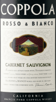 Voorvertoning: Rosso & Bianco Cabernet Sauvignon 2017 - Francis Ford Coppola Winery