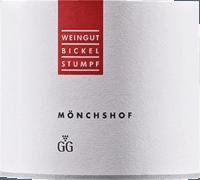 Voorvertoning: Mönchshof Silvaner Großes Gewächs 2018 - Bickel-Stumpf