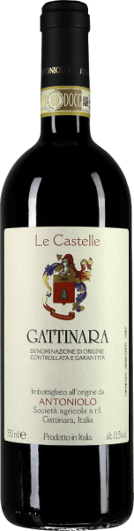Le Castelle Gattinara DOCG 2013 - Antoniolo