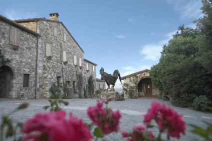 The Rocca delle Macie estate