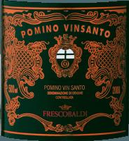 Voorvertoning: Vin Santo DOC 0,375 l 2011 - Castello Pomino