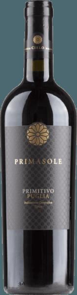 Oooohh Bella Italia - welke heerlijke rode wijn schenk je ons uit jullie zuiden? Puglia en Primitivo horen gewoon bij elkaar. Het zonovergoten Puglia - de hak van de Italiaanse laars - geeft de Primitivo-druiven heerlijke aroma's van donker bosfruit en kruidige nuances die doen denken aan kaneel, kruidnagel en peper. Wat velen niet weten: Primitivo komt oorspronkelijk uit Kroatië en in Noord-Amerika wordt deze rode wijnsoort verbouwd onder de naam Zinfandel. Genoeg gepraat over de druivensoort - ontdek de wereld van de Apulische Primitivo met ons degustatiepakket! Het6er Probierpaket - Primitivo uit Apulië bevat 1 flesI Muri Primitivo Puglia IGP from Vigneti del Salento(13,5 Vol% - droog) 1 flesTrefilari Primitivo Salento IGT van Cantina Sampietrana(14,5 Vol% droog) 1 flesPrimitivo Salento van Casato di Melzi (13,5 Vol% - droog) 1 flesPrimasole Primitivo Puglia IGT van Cielo e Terra(13,0 Vol% - droog) 1 flesI Tratturi Primitivo Puglia IGT van Cantine San Marzano(13,5 vol% - droog) 1 fles12 e Mezzo Primitivo del Salento IGT van Varvaglione(12,5 Vol% - droog)