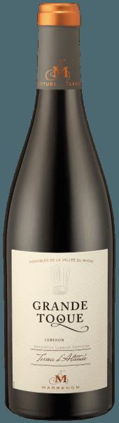 Grand Toque Rouge Luberon AOC 2017 - Marrenon