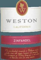 Voorvertoning: Zinfandel 1,0 l 2017 - Weston Estate Winery