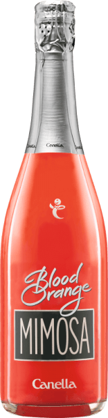 Mimosa Blood Orange Cocktail - Canella von Casa Vinicola Canella