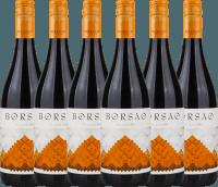 6er Vorteils-Weinpaket - Borsao Selección Joven 2018 - Bodegas Borsao