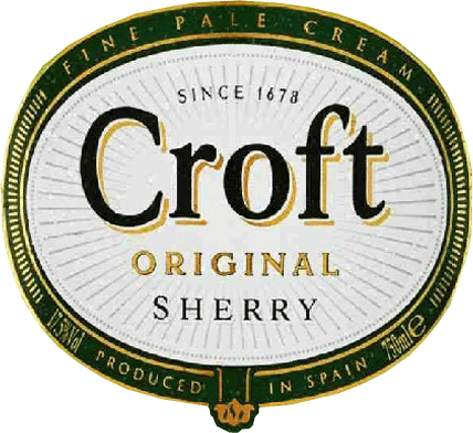 Croft Original Pale Cream Sherry - Gonzalez Byass von Gonzalez Byass S.A.