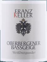 Voorvertoning: Oberbergener Bassgeige Weißburgunder 2019 - Weingut Franz Keller
