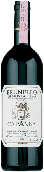 Brunello di Montalcino DOCG 2015 - Capanna