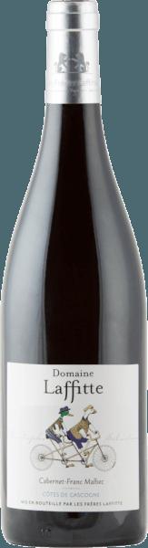 Malbec Rouge IGP 2020 - Domaine Laffitte