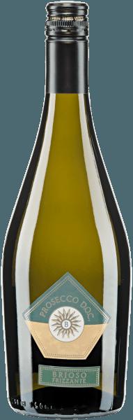 De lichtvoetige Brioso Prosecco Frizzante van het huis Le Contesse vloeit in het glas met een briljant platina geel. Het perlage van deze Prosecco Frizzante schittert consistent en fijn in het glas. De kleur van deze witte wijn vertoont ook reflecties in de kern. Deze Italiaanse wijn van één enkel druivenras geeft in het glas prachtige expressieve tonen van mango's, kumquats, kweeperen en peren. Daarnaast zijn er hints van ander fruit Deze witte wijn van Le Contesse is een goede keuze voor alle wijnliefhebbers die van droog houden. Hij is echter nooit droog of broos, zoals men zou verwachten van een wijn in de hogere prijsklasse. In de mond is de textuur van deze lichtvoetige Prosecco Frizzante heerlijk licht en knisperend. Op de finish, deze houdbare Prosecco Frizzante uit het wijnbouwgebied van Veneto uiteindelijk verrukt met mooie lengte. Wederom zijn er vleugjes citroen en sinaasappel te zien. In de afdronk komen minerale tonen van de door klei en kalksteen gedomineerde bodem. Vinificatie van de Brioso Prosecco Frizzante door Le Contesse Deze Prosecco Frizzante is duidelijk gericht op één druivensoort, namelijk Glera. Alleen onberispelijk druivenmateriaal werd gebruikt voor deze heerlijk elegante single-varietal wijn van Le Contesse. De druiven groeien onder optimale omstandigheden in Veneto. De wijnstokken hier graven hun wortels diep in bodems van klei en kalksteen. Na de druivenoogst worden de druiven zo snel mogelijk naar de wijnmakerij gebracht. Hier worden ze gesorteerd en voorzichtig geperst. Dit wordt gevolgd door de gisting van de basiswijnen. Spijsaanbeveling voor de Brioso Prosecco Frizzante van Le Contesse Deze Prosecco Frizzante uit Italië kan het best zeer goed gekoeld worden gedronken bij 5 - 7°C. Het is perfect als bijgerecht bij spaghetti met yoghurt-muntpesto, geroosterde forel met gember-peer of omelet met zalm en venkel.