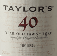 Preview: Tawny 40 Years Old - Taylor's Port