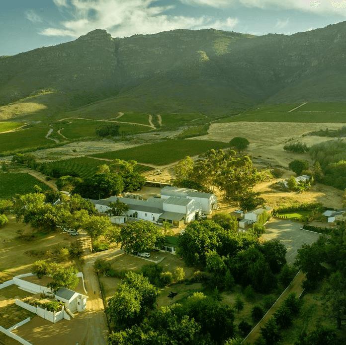 The Winery Allesverloren in Swartland