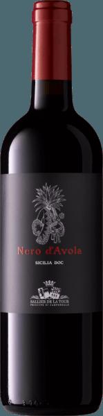 Nero d'Avola Sicilia DOC 2017 - Sallier de La Tour
