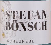 Voorvertoning: Scheurebe 2020 - Stefan Bönsch
