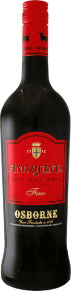 Osborne Sherry Fino Quinta - Osborne