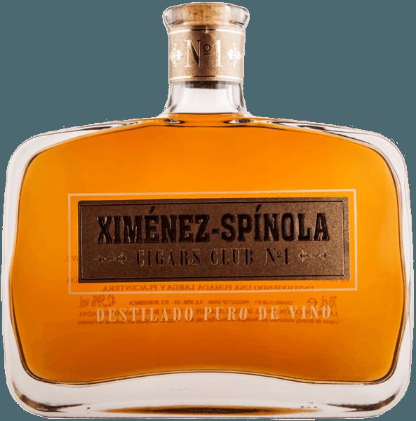 De Cigars Club No. 1 van Ximénez-Spinola presenteert zich goudgeel met amberkleurige reflecties in het glas. Deze brandewijn ontvouwt zijn delicate aromatische intensiteit, die gedragen wordt door rozijnen en vijgen. Deze brandewijn, gerijpt in Amerikaanse eiken vaten, verleidt met zijn zachte indruk in de mond en wordt afgerond door subtiele hout- en geroosterde aroma's. Sigaar aanbevelingen voor de Cigars Club No. 1 van Ximénez-Spinola El Rey Del Mundo Choix Supreme El Rey Del Mundo Demi Cup Fonseca Nº1 Fonseca Cosacos Fonseca Delicias Fonseca Cadetes Guantanamera Cristales Tubo Guantanamera Compays Guantanamera Décimos Guantanamera Puritos Hoyo De Monterrey Epicure Especial Hoyo De Monterrey Epicure Nº1 Hoyo De Monterrey Petit Robustos Hoyo De Monterrey Dubbele Corona's Hoyo De Monterrey Dex Dieux Hoyo De Monterrey Kroning Tubo Hoyo De Mointerrey Du Prince Hoyo De Monterrey Depute Hoyo De Monterrey Du Maire Rafael González Petit Coronas Rafael González Perlas Rafael González Panetelas Extra