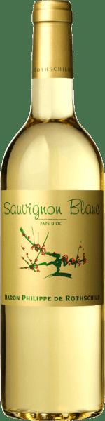 Les Cépages Sauvignon Blanc IGP 2018 - Baron Philippe de Rothschild von Baron Philippe de Rothschild SA