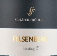 Voorvertoning: Bockenauer Felseneck Riesling Großes Gewächs 2018 - Schäfer-Fröhlich