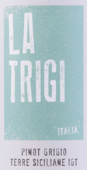 The Pinot Grigio from La Trigi sparkles in the glass in a bright straw yellow and caresses the nose with the typical aromas of fresh apples, citrus fruit and a hint of tropical fruits and bitter almond. This Italian white wine from Veneto spoils the palate with its fresh, fruity and sparkling impression and a crisp acidity. Food recommendation for the La Trigi Pinot Grigio Enjoy this dry white wine with pasta or spicy dishes such as tandoori meat or empanadas.