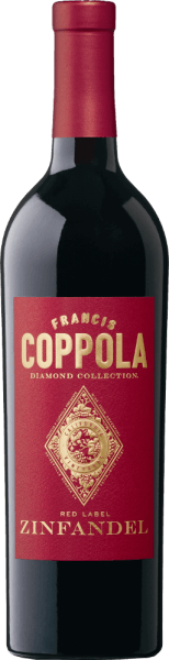 Diamond Collection Red Label Zinfandel 2017 - Francis Ford Coppola Winery