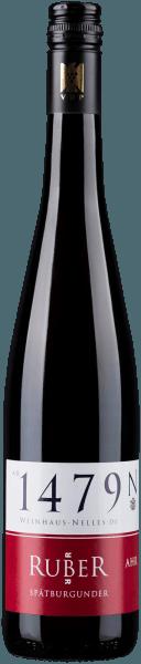 Ruber Spätburgunder trocken von der Ahr 2018 - Weinhaus Nelles