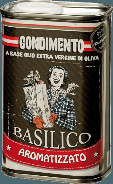 De Olio Extra Vergine di Oliva al Basilico van Tenuta Sant'Ilario is een natuurlijke en intense olijfolie van handgeplukte olijven. Deze olijfolie krijgt zijn natuurlijke en intense aroma door het gebruik van verse kruiden. Om niets van de intensiteit van de kruidenaroma's verloren te laten gaan, worden de olijven en de kruiden gelijktijdig in 2 verschillende molens geperst en daarna onmiddellijk vermengd. Aanbeveling voor het gebruik van de Olio Extra Vergine di Oliva al Basilico van Tenuta Sant'Ilario Deze olijfolie met basilicum is perfect voor het verfijnen en op smaak brengen van vis, vlees en groenten.