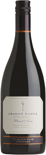 Te Muna Road Vineyards Pinot Noir 2016 - Craggy Range